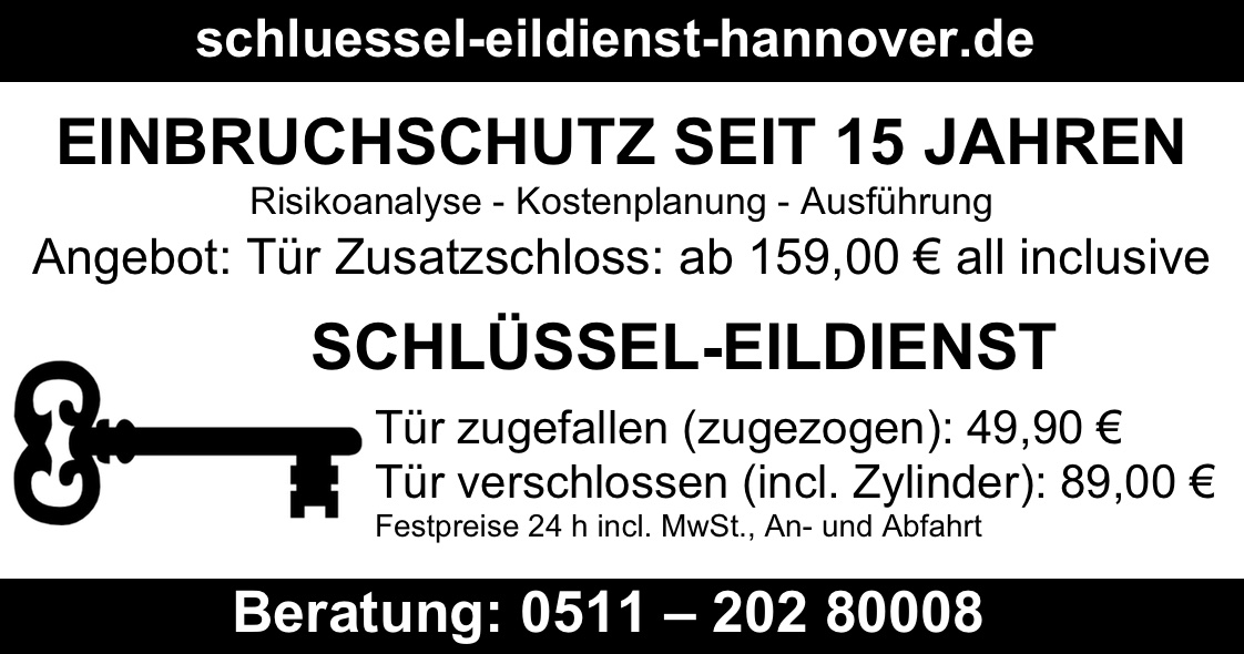 Schlurssel-eildienst new